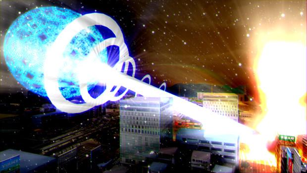 特に理由のない大魔法が空色町を襲う――――!