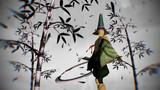 【第四回MMDBASARA戦闘祭】水墨の竹の剣舞