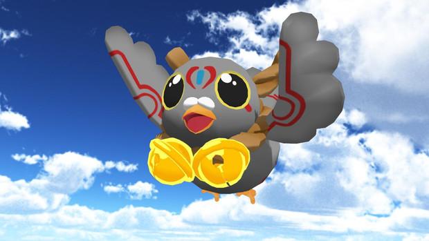 【MMD刀剣乱舞】鳩がきたぞー!!【モデル更新9/17】