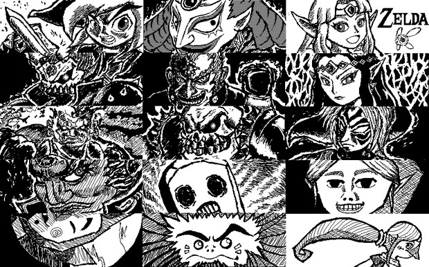 Miiverse ゼルダの伝説まとめ 01