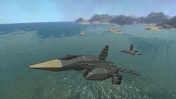 エセジェット戦闘機