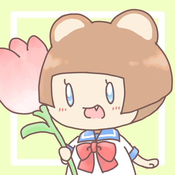 プク子新髪型