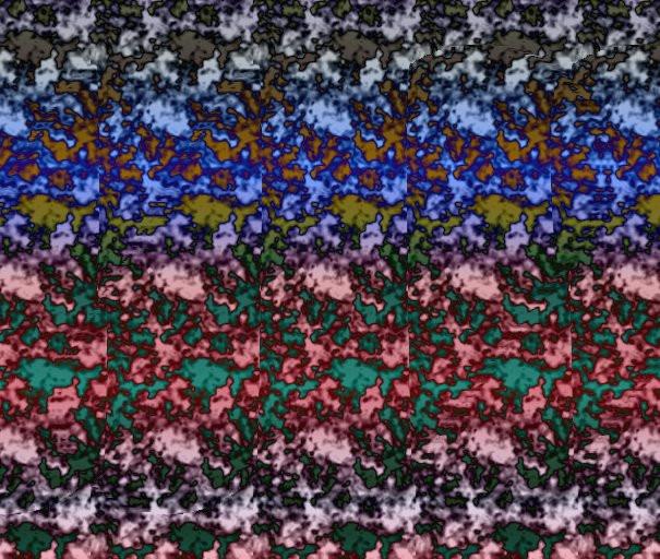 立体視画像142「カプセル」