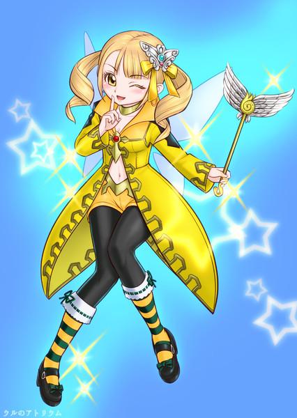 黄色い妖精サンビタリア