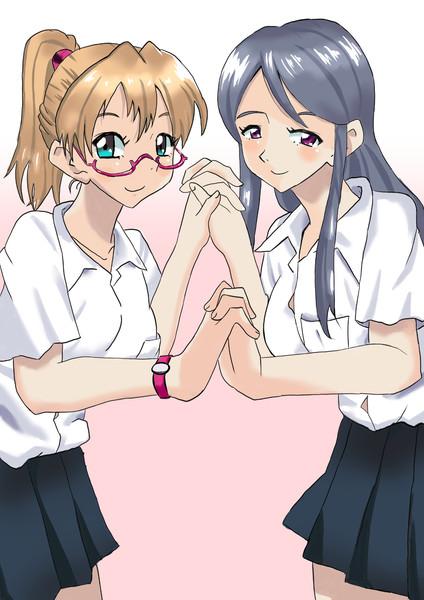 クミカ&友子