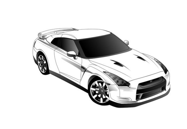 GTR GT-R NISSAN 日産