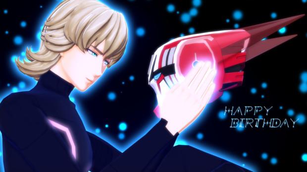 バニーちゃんお誕生日おめでとうございます!