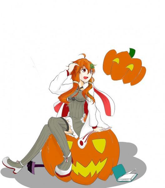 かぼちゃちゃちゃ