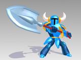 【MMD】円匙の騎士