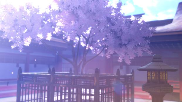 [MMD]KiLLERLADYver.Crimson-Moon.ScreenShot2