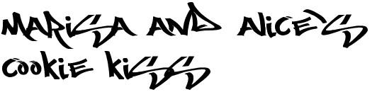 モストウォンテッド風ロゴ