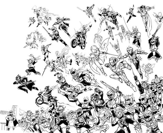 映画『日本ローカルヒーロー大決戦』は11月14日公開ですって ...