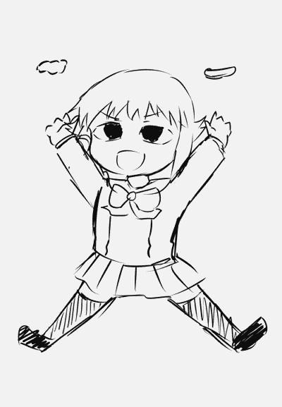 SUSHI食べたい幸子