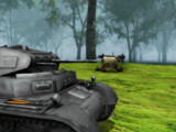 モビルワーカーvsⅡ号戦車