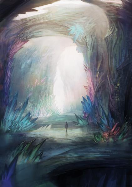 水晶の洞窟