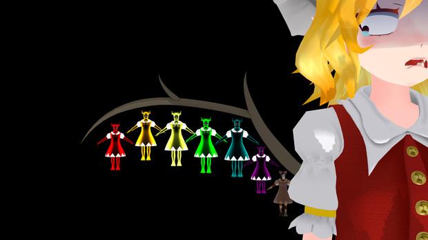 7色の翼(錯乱)
