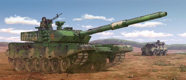 ZTZ-99 A1