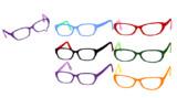 セルフレームっぽい眼鏡配布