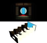 トンネルブック・円窓(配布終了)