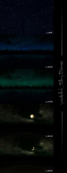 夜空スカイドーム