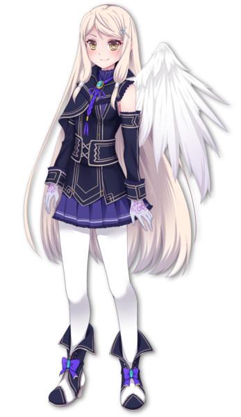 片翼の姫君