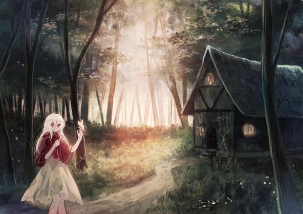 ラフレンツェと魔女の家