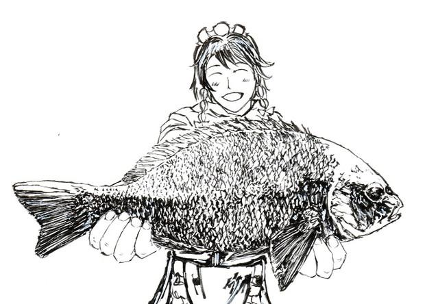グレと釣りキチ