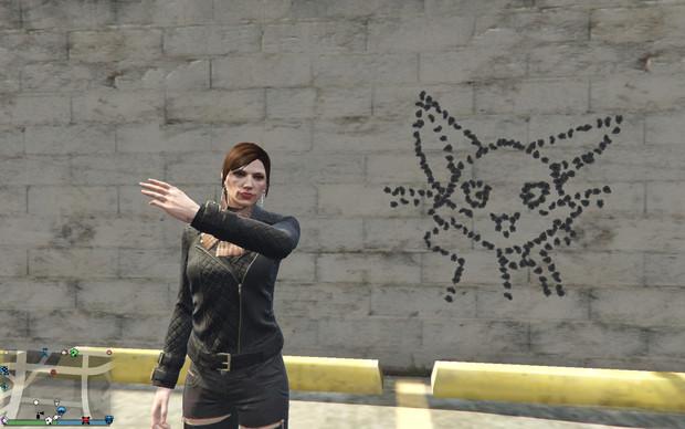 【銃弾アート】Part.8 黒猫のウィズ