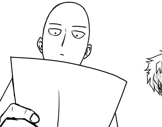 ジェノス君【GIF】