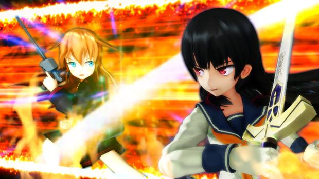 【Fate/磯風騒嵐記!】紅煉【響提督の日常】