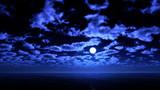 【MMDステージ配布】穏やかな月夜 HH3【スカイドーム】