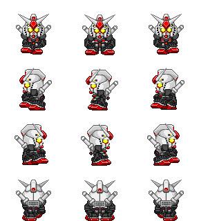 プロトガンダム【RPGツクールMV】