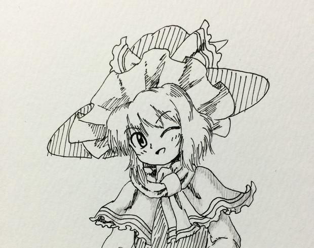 妖々夢な魔理沙ちゃん