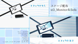 【MMD】ステージ配布3
