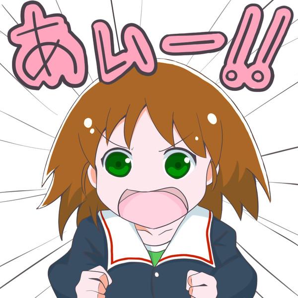 桂利奈ちゃんはやればできる子!(2015年11月14日)