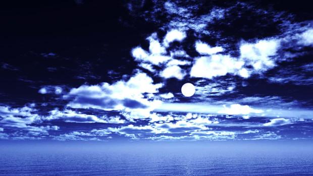 【MMDステージ配布】澄んだ空気の夜 GG9【スカイドーム】
