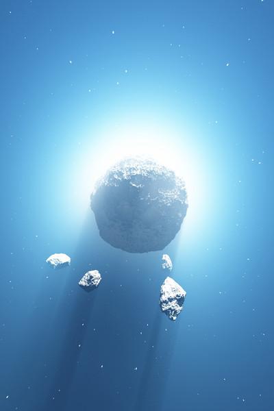 Meteor, Deep clear Stardust.