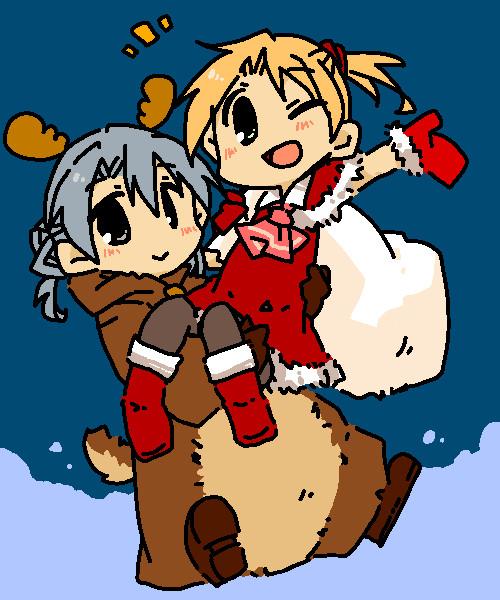 いつだって舞サンタ!
