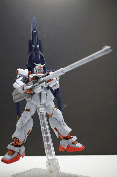 ガンダムMk-II 長距離支援装備 アクション