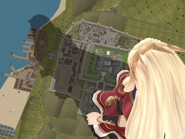 カリオストロと城☆3