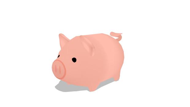 ただの豚【MMDアクセサリ配布あり】
