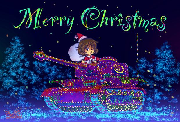 クリスマス ガルパン劇場版記念