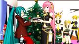 クリスマス・パーティ?