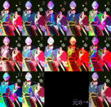 虹色シェーダー