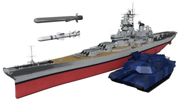2015年の製作モデル