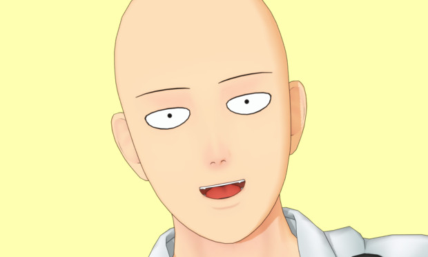 サイタマ先生(配布)