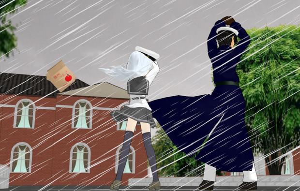 フリーダムの嵐【暁日×響日】
