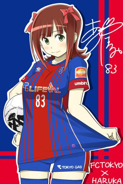 (今更)2015FC東京ユニ春香さん
