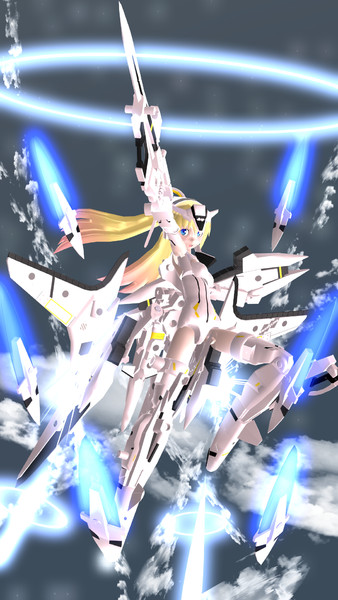 MMS Type Angel ARNVAL MK.2 / FULL ARMS PACKAGE