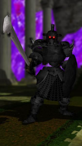 その剣は誰がために。